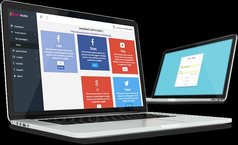 Une nouvelle plate-forme d'échange social basée sur le Web SyndBuddy 5
